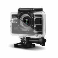 "4K  Action Camera 1080P 2"" LCD GO BIKE SPORT WATERPROOF PRO CAMERA UK"