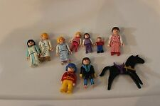 PLAYMOBIL LIttle People KIDS TOY GEOBRA Toy Set Lot Replacement Parts Figures
