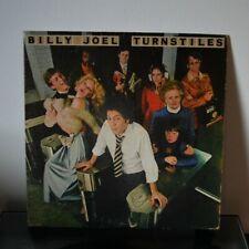 """BILLY JOEL - TURNTILES - 33T /12"""" lp vinyl"""