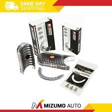 King Main Rod Bearings Fit 94-06 Hyundai Kia Mitsubishi 3.5L 3.8L 6G74 6G75