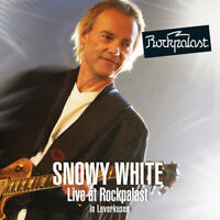 Snowy White : Live at Rockpalast in Luverkusen CD Album with DVD (2014)