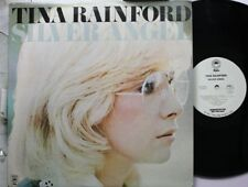 Country Promo Lp Tina Rainford Silver Angel On Epic (Promo)