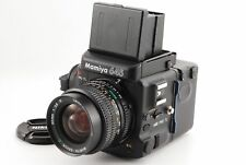 Mamiya 645 Pro TL chassis con Sekor C 55mm f2.8 N + Warranty Inc. 19% TVA