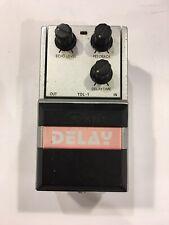 Tokai TDL-1 Analog Delay Silver Rare Vintage Guitar Effect Pedal MIJ Japan