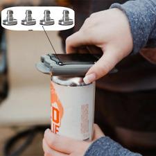 4 * Go Swing-Dosenöffner Canned Getränke Flaschenöffner Unterstützung Cutter