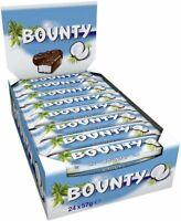 Bounty Vollmilch Schokoriegel Kokos 24 Riegel á 57g