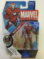 Marvel Universe Series 1 033 Iron Man