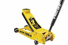 3 Ton Daytona Professional Steel Floor Jack Super Duty Pit Stop Garage Race Lift