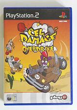 Cel Damage Overdrive PS2 PAL