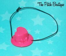 ✿ MONSTER HIGH DRACULAURA DOLL FASHION PACK OUTFIT REPLACEMENT PINK HEART HAT ✿