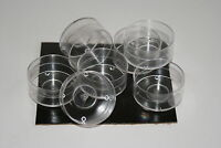 20 Tealight Candle Moulds. Polycarbonate. For making tealight candles