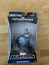 Marvel Legends Captain America Winter Soldier Stealth Suit Figure