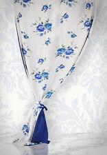 Rideau Rosatea blanc et bleu (col.5)