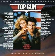 CD (NEU!) Soundtrack TOP GUN (dig.rem.+5 / Danger Zone Take my Breath away mkmbh