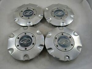 """2002-2004 Oldsmobile BRAVADA 17/"""" Silver Wheel Hub Center Cap 9593401 9594015"""