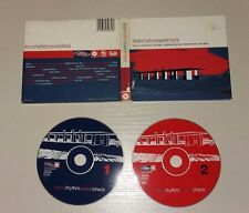 2 CD Drum Rhythm Soundcheck 18.Tracks 1999 Laurent Garnier Basement Jaxx.. 169