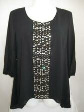 Polyester Evening, Occasion Plus Size Knit Tops for Women