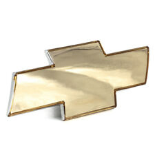99-02 CHEVY SILVERADO GRILLE EMBLEM NEW FRONT GRILL GOLD BADGE