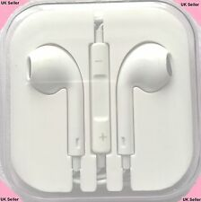 Handsfree Headphone Earphone Earbuds with Mic for Iphone 6 6S Iphone 5 5S & 4 4S