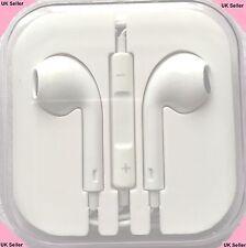 AURICOLARE Vivavoce Cuffie Auricolari con Microfono per iPhone 6 6S iPhone 5 5S e 4 4S