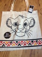 Disney Lion King Tote Bag Shopping Bags for Life Disney Shopping Bag Simba 🌟