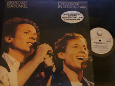 DOUBLE LP - SIMON AND GARFUNKEL - The Concert In Central Park COMPLET AVEC LIVRE