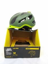 New Mavic XA Pro Helmet Mountain Bike Medium 54-59cm Green MTB