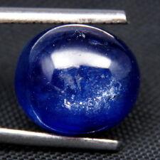 TOP SAPPHIRE : 9,81 Ct Natürlicher Blau Saphir  aus Ceylon