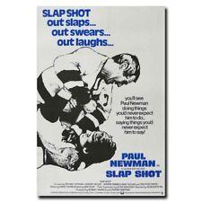 Slap Shot 24x16inch Movie Silk Poster Art Print Wall Door Decoration