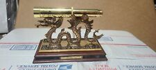 New ListingFranklin Mint National Maritime Historical Society, Spy Glass, with Dragon Stand