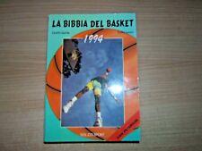 LIBRO=LA BIBBIA DEL BASKET 1994=PAGINE 650=GUIDO GUIDA-TULLIO LAURO