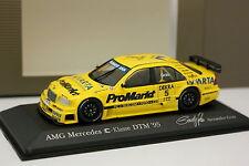 Minichamps 1/43 - Mercedes Clase C AMG DTM 1995 Gris