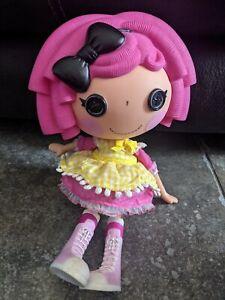 32cm Lalaloopsy Crumbs Sugar Cookie Doll Original Clothes & Shoes 2009