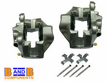 VW CAMPER TRANSPORTER T25 FRONT BRAKE CALIPER PAIR + FITTINGS ATE TYPE A1032