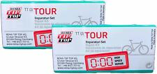 Rema Two (2) Touring Bicycle Tube Patch Repair Kits TT01 (21) - Small TT O1