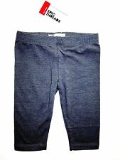 Epic Threads Infant Baby Girls Charcoal Heather Grey Leggings Bottoms Size 2T/2