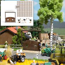 Busch 1038, Straußenfarm, neu, OVP, Zoo, Tierpark