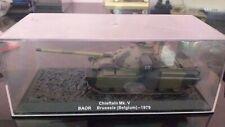 Miniature IXO Altaya  chieftain mkv brussels 1979