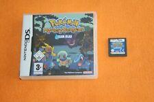 Pokemon Mystery Dungeon Team Blau Nintendo DS