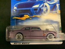 New! Hot Wheels - Purple Shoe Box Car #50095- Rat Rods Series 4 of 4 Collect #60