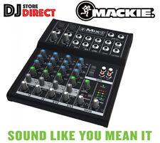 MACKIE Mix8 - Professional Compact 8 Channel Studio Mixer Live Band EQ FREE P&P
