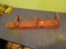 vintage tonka ford semi fire truck bed inner body for parts
