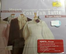 MOZART JOCHUM FISCHER DIESKAU- COSI FAN TUTTE *CD 3PZ NEW SEALED NUOVO SIGILLATO