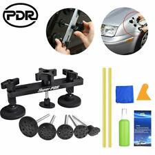 PDR Removal Tools Puller Bridge Auto Body Car Dent Paintless Repair DIY Kit US