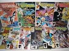 Marvel Comics Defenders # 140 141 142 143 144 145 146-149 High Grade Run 8.0-9.2