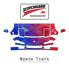 3M Scotchgard Paint Protection Film PreCut Clear Bra PPF for Acura NSX 1991-2001