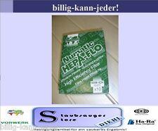 10 NUMATIC Staubsaugerbeutel HENRY   HEPA-FLO NVM 1CH !!!