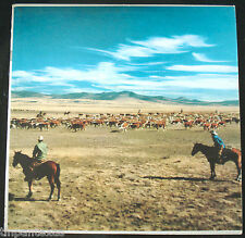 "Songs of the West 12"" LP CL 657 Norman Luboff 1955 Columbia Records 6 eye"