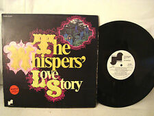 EXTREMELY RARE MONSTER SOUL THE WHISPERS LOVE STORY PROMO ROBERT LUDWIG MASTER