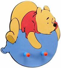 Winnie the Pooh Coat Rack with 2 Hooks
